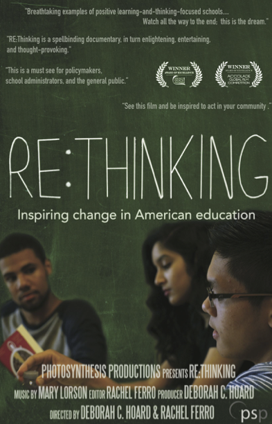 RE THINKING documentary film