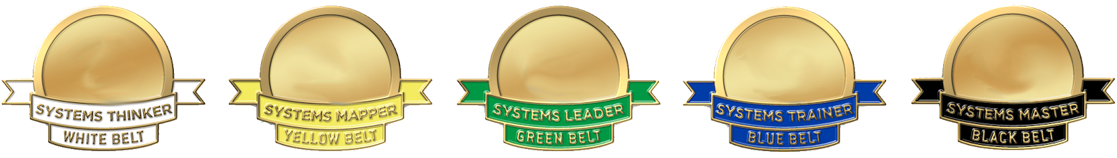 Certifications in Systems Thinking