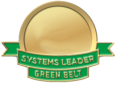 Certification in Systems Leadership Green Belt